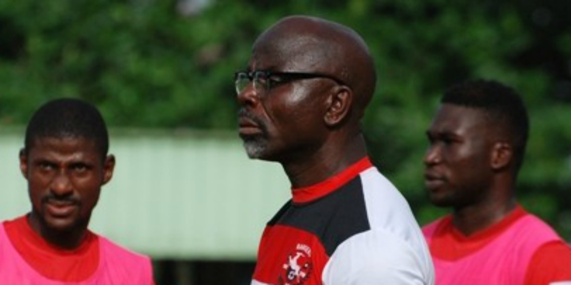 Image result for Benedict Ugwu coach