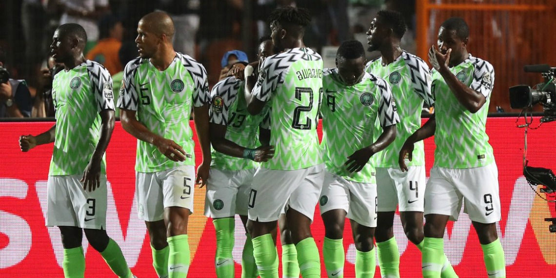 Super Eagles begin Road to 2021 AFCON in Benin City - SCORE NIGERIA