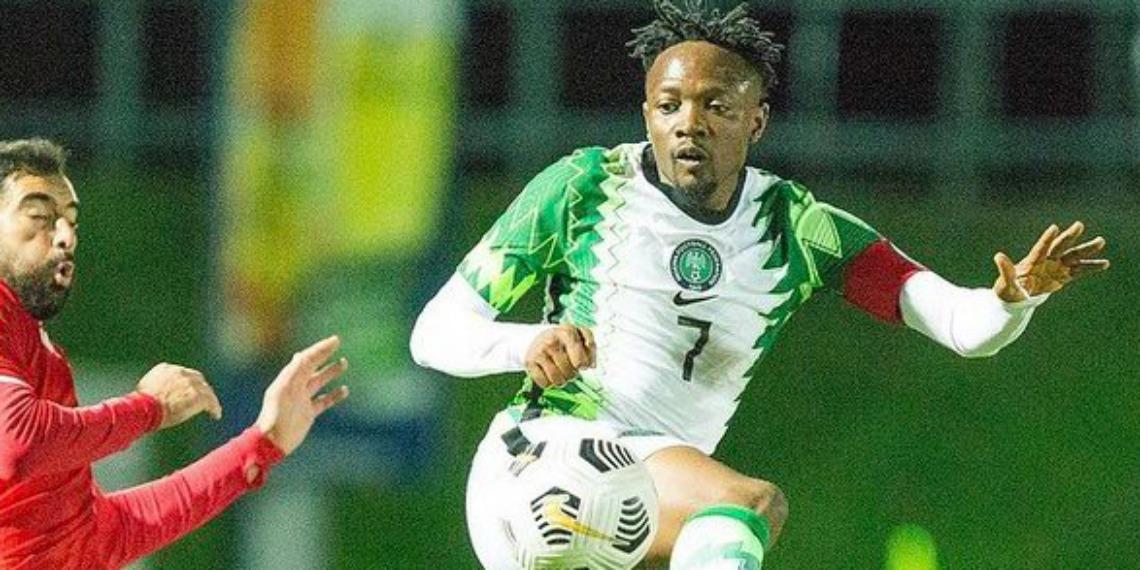Ahmed Musa: The Super Eagles next Centurion - Score Nigeria