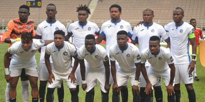 Enyimba May Play Final Caf Confederation Cup Group Tie Vs Orlando Pirates Outside Nigeria Score Nigeria